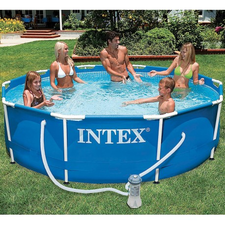 piscine tubulaire taxe