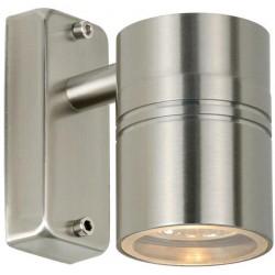 ARNE Applique down LED acier