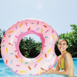 Bouée donut gonflable