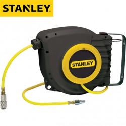 Enrouleur automatique tuyau air STANLEY