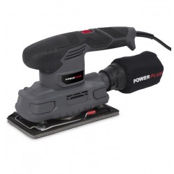 POWERPLUS Ponceuse vibrante 180W