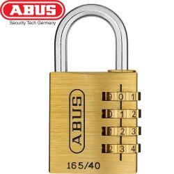 Cadenas à code laiton ABUS 165/40