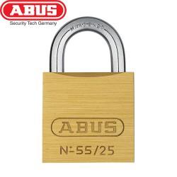 Cadenas laiton ABUS 55/25