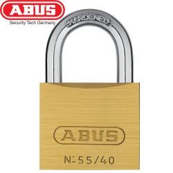 Cadenas laiton ABUS 55/40