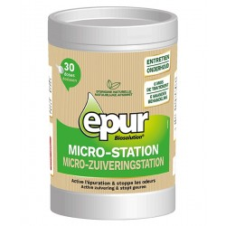 Entretien Micro-stations EPUR