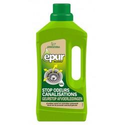 Stop Odeurs canalisations Gel EPUR
