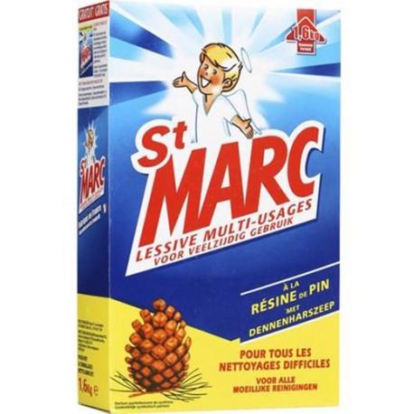 Lessive saint marc en poudre 1 6 kg - Lessive saint marc mur ...