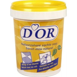 Savon mou naturel D'OR 1Kg