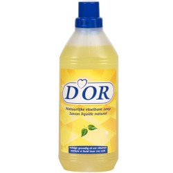 Savon naturel liquide D'OR 1L