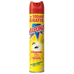 VAPONA Spray contre Insectes Volants