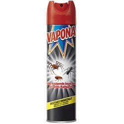 VAPONA Spray contre Insectes Rampants