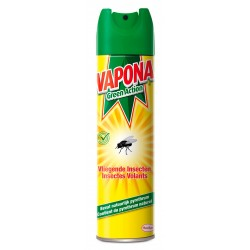 VAPONA Spray Insectes Volants Green Action