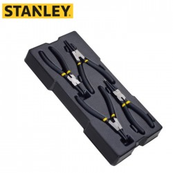 Set 4 Pinces Circlips STANLEY