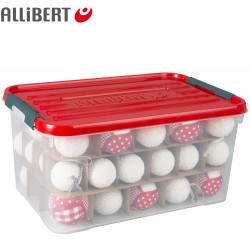 Christmas Box ALLIBERT 50L