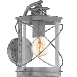HILBURN Lanterne extérieure basse - argent