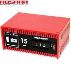 Chargeur de batterie ABSAAR 15A 12V