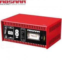 Chargeur de batterie ABSAAR 8A 6-12V