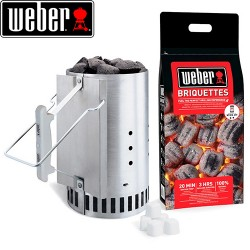 Kit cheminée d'allumage WEBER