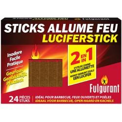 FULGURANT Sticks allume-feu