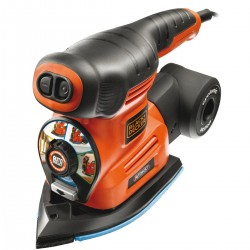 BLACK&DECKER Ponceuse cyclonique