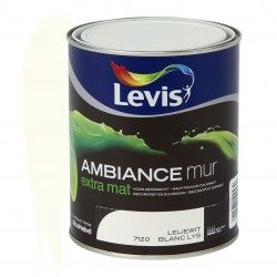 LEVIS AMBIANCE Mur extra mat Blanc Lys 1L