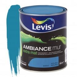 LEVIS AMBIANCE Mur extra mat Azura 1L