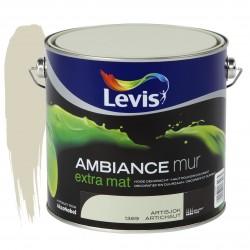 LEVIS AMBIANCE Mur extra mat Artichaut 2.5L