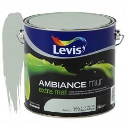LEVIS AMBIANCE Mur extra mat Eucalyptus 2.5L
