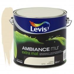 LEVIS AMBIANCE Mur extra mat Blanc Lys 2.5L
