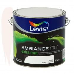 LEVIS AMBIANCE Mur extra mat Blanc 2.5L