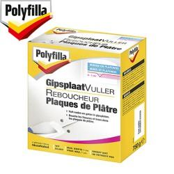 POLYFILLA Reboucheur plaques de plâtre 750gr