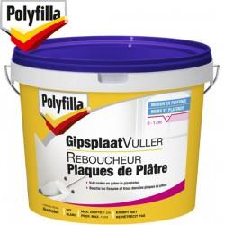 POLYFILLA Reboucheur plaques de plâtre 5Kg