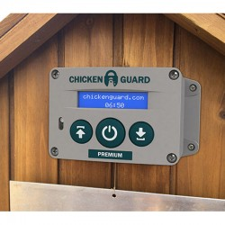 Fermeture poulailler CHICKENGUARD