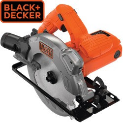 BLACK&DECKER Scie circulaire CS1250L