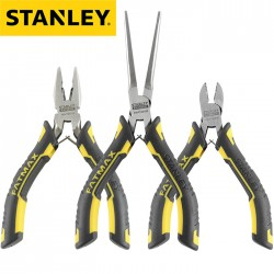 Set 3 mini-pinces STANLEY Fatmax
