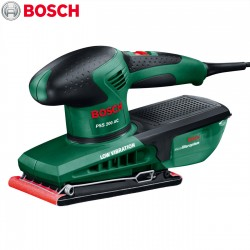 Ponceuse orbitale BOSCH PSS200 AC