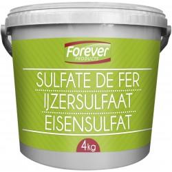 Sulfate de fer 4 Kg