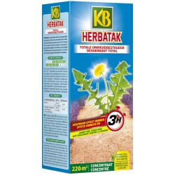 Désherbant total KB Herbatak 500ml