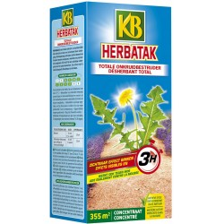 Désherbant total KB Herbatak 800ml