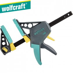 Serre-joint une main WOLFCRAFT PRO100-150