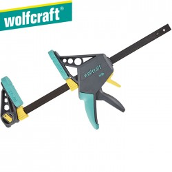Serre-joint une main WOLFCRAFT PRO100-300