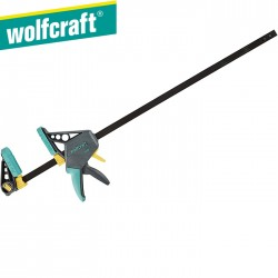 Serre-joint une main WOLFCRAFT PRO100-700