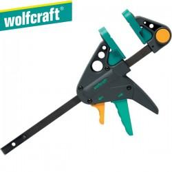 Serre-joint une main WOLFCRAFT EHZ 65-150