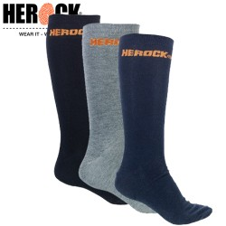 Pack 3 paires chaussettes HEROCK DONA