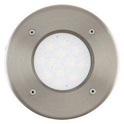 LAMEDO Spot LED encastrable sol rond