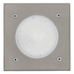 LAMEDO Spot LED encastrable sol carré