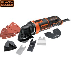BLACK&DECKER Outil multifonctions MT300KA