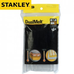 24 Bâtons de colle STANLEY Dual Melt 7mm