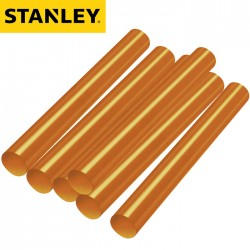 6 Bâtons colle STANLEY extra forte Ø11x101mm
