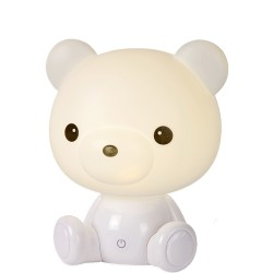 DODO Lampe enfant Ours blanc